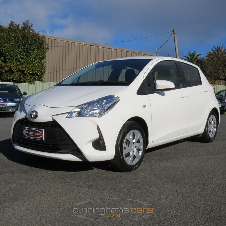 Cars For Sale Bay Area >> 2017 Toyota Yaris Ascent Hatchback for sale in Launceston, TAS