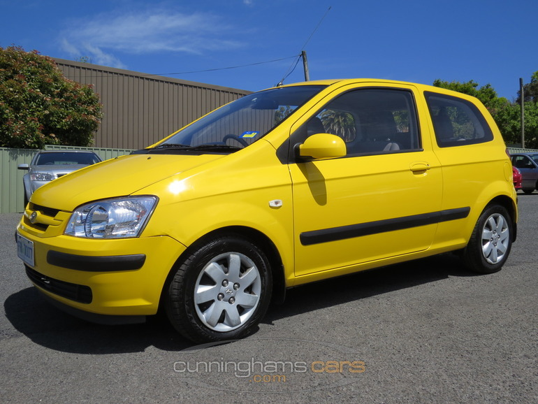 2005 Hyundai Getz 3 Door Hatch in Launceston, TAS