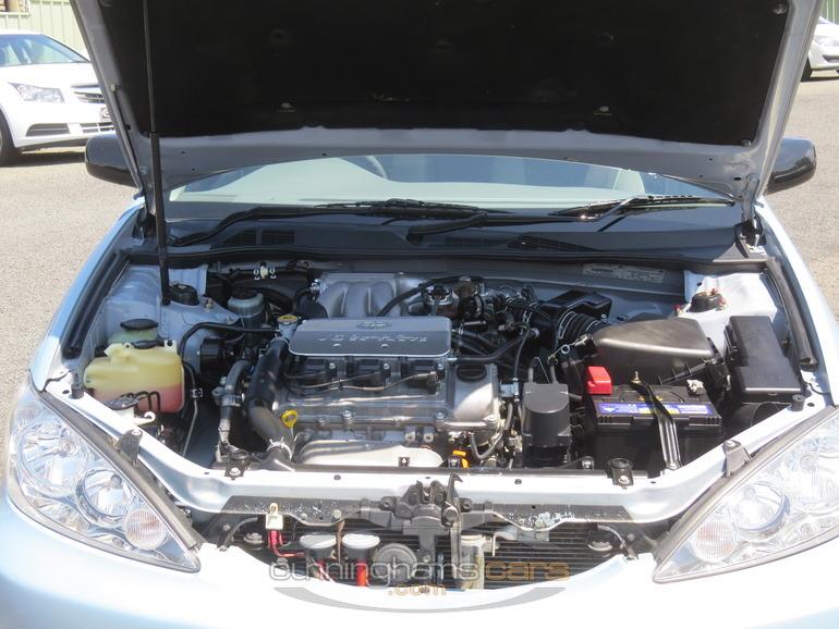 Used Cars Bay Area >> 2005 Toyota Camry Altise V6 Sedan in Launceston, TAS