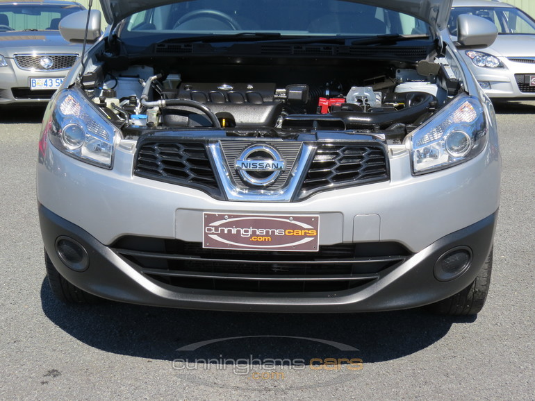 2012 Nissan Dualis 4x2 ST Wagon 7 Seater in Launceston, TAS