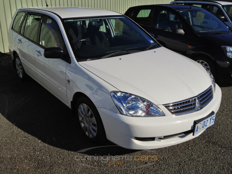 Used Mitsubishi Lancer >> 2007 Mitsubishi Lancer ES wagon in Launceston, TAS